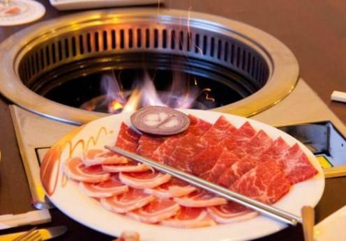 Korean BBQ at Bulgogi Haus