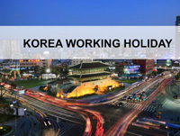 Korea Working Holiday Program Folder