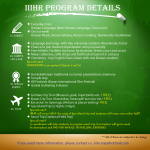 IIIHR 2016 Fall Program details