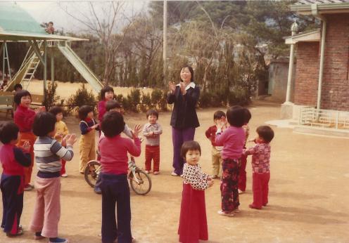 KSS - kinderen in een kring