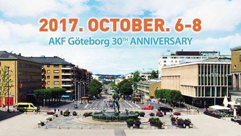 AKF Goteborg Anniversary