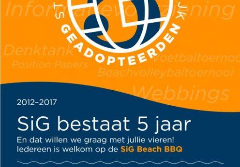 SiG Beach BBQ 2017