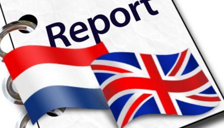 Translate report Dutch to English