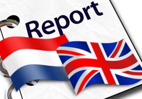 Translate report Dutch to English