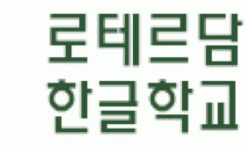 Korean School of Rotterdam Logo