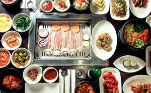 Kimchi House Den Haag BBQ