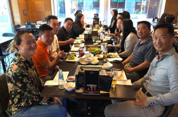 Eten bij Kimchi House 2